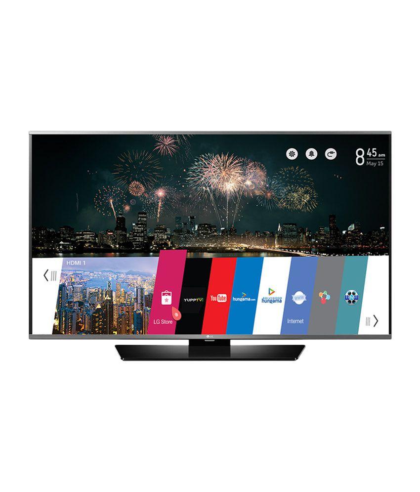 LG 49LF6300 124 cm (49) Full HD Smart LED Television