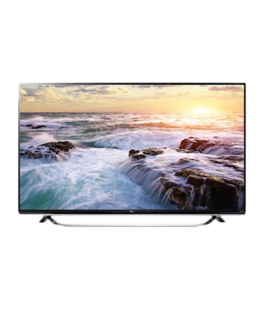 LG 65UF850T 165 cm (65) 4K (Ultra HD) 3D Smart LED Television
