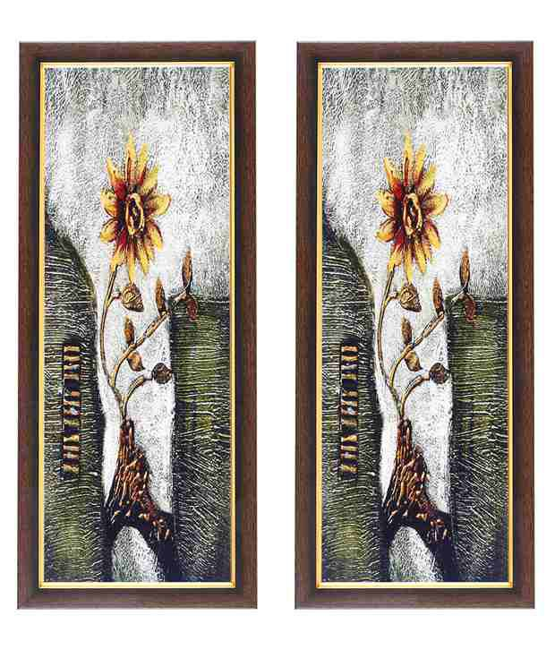 Wens Sunflower Antique Painting (Buy 1 Get 1)