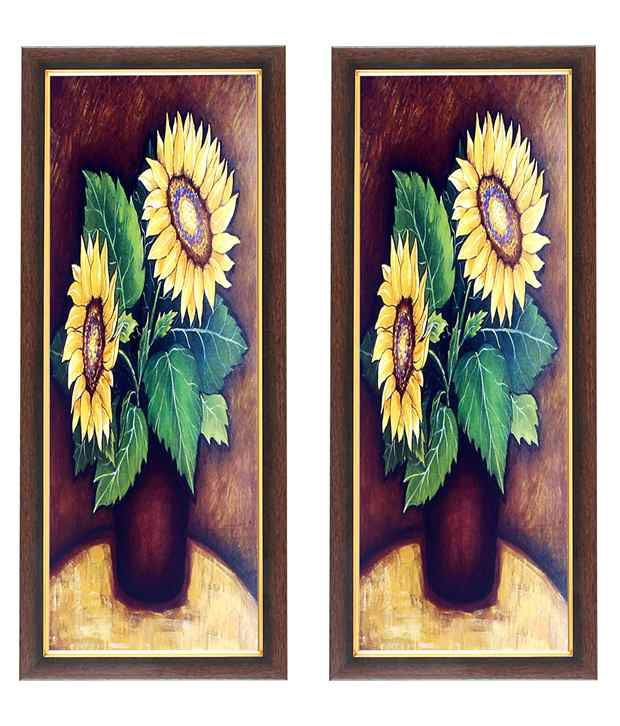 Wens Sunflower Painting (Buy 1 Get 1)