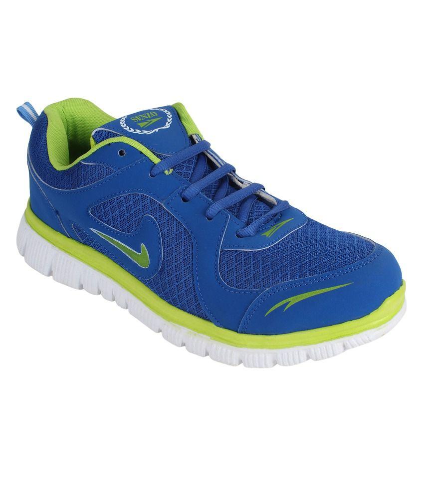 i sports senzo fr blue sport shoes