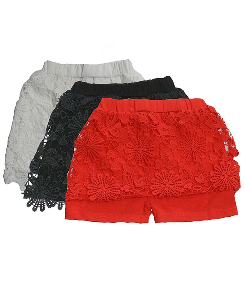 Rapchik Kid Shorts For Girls