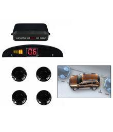 Spedy Black Car Parking Sensor Led Display For Fiat Linea