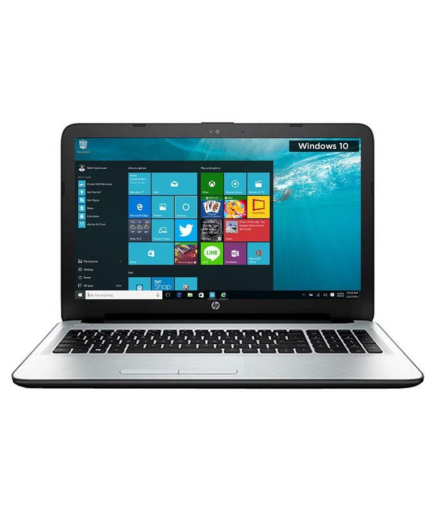 5th Gen Ram >> HP 15-ac124TX Notebook (N8M29PA) (5th Gen Intel Core i5- 4GB RAM- 1TB HDD- 39.62 cm (15.6 ...
