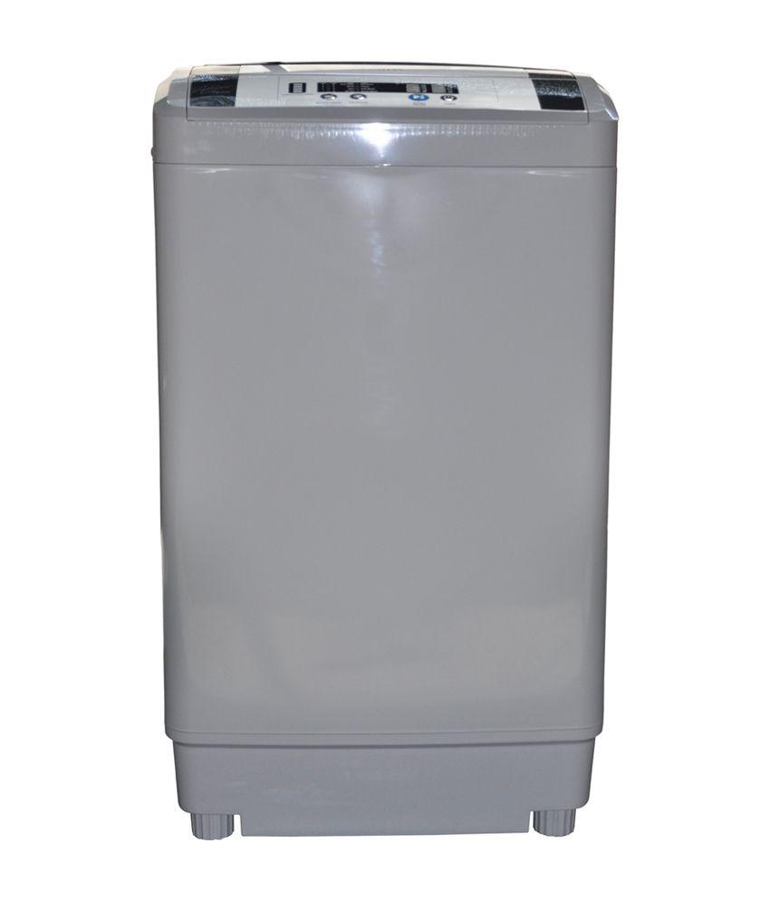 Onida 5.8 Kg Splendor AQUA 60 Fully Automatic Top Load Washing Machine Grey