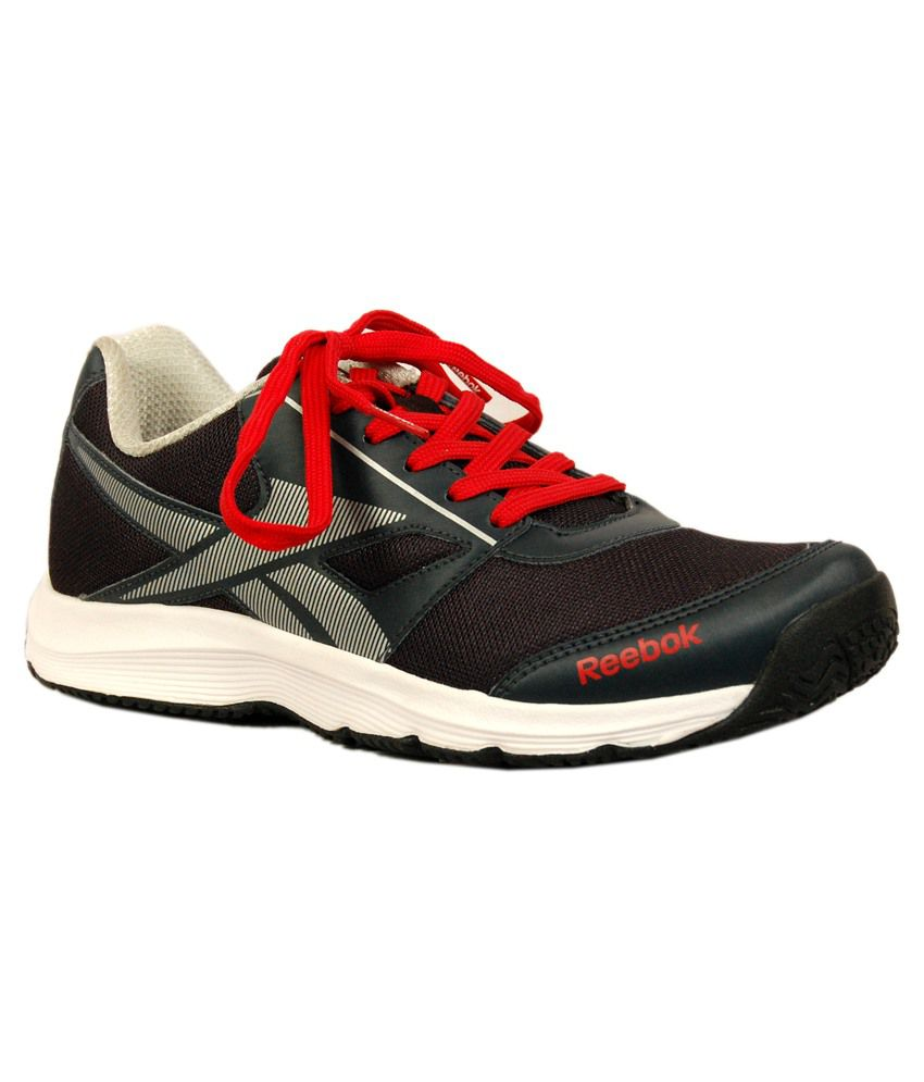 86c131ad5e0813 Reebok Black   Red Sports Shoes - Buy Reebok Black   Red Sports Shoes Online  at Best Prices in India on Snapdeal
