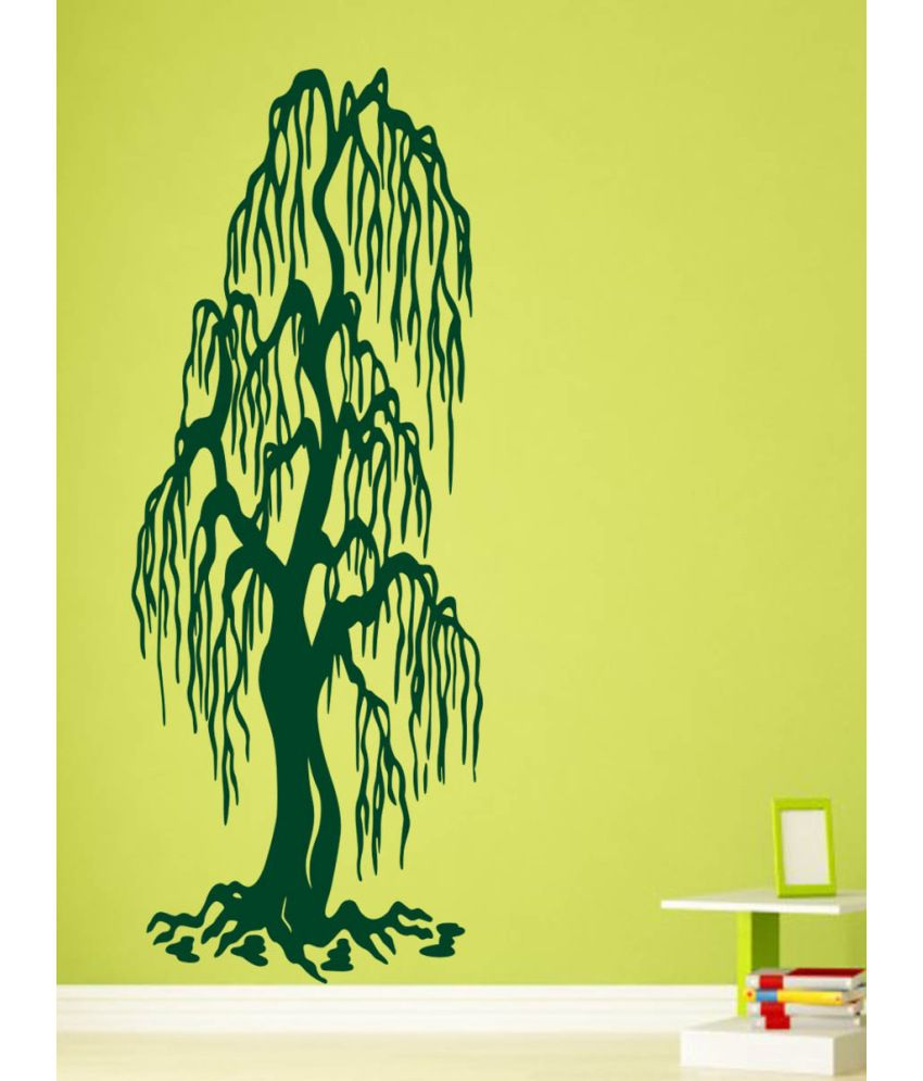 Trends on Wall Trends On Wall Green PVC Wall Sticker