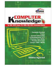 Computer Knowledge for SBI/ IBPS Clerk/ PO/ RRB/ RBI/ SSC/ Insurance Exams Paperback (English)