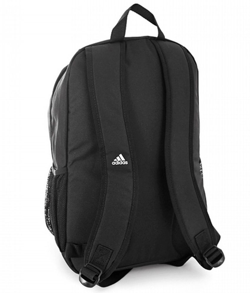 324f554388 Adidas Linear Ess Bp Black Polyester Backpack - Buy Adidas Linear ...