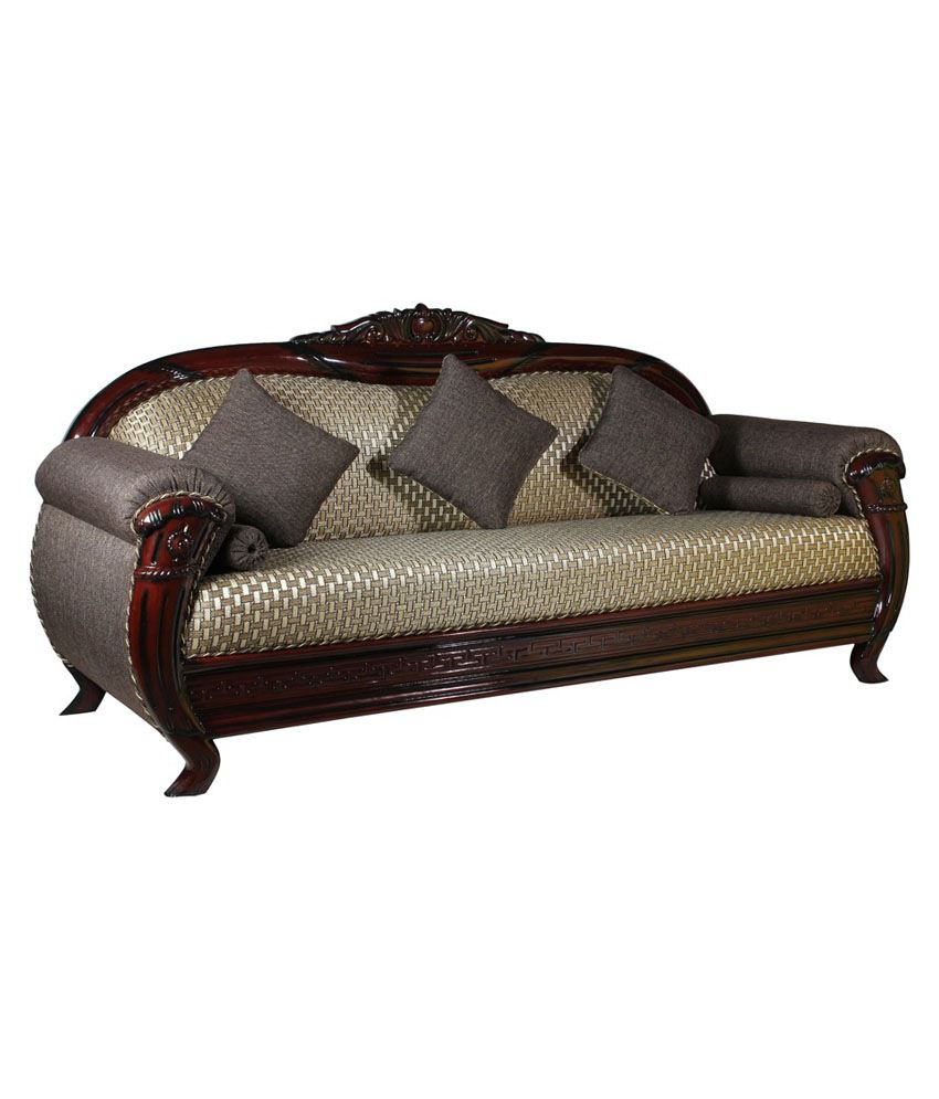 Vintage Grace 7 Seater Sofa Set 3 2 2 With Settee In