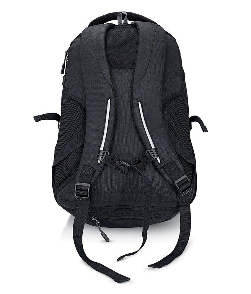 Skybags Crew 02 Laptop Backpack Black - Buy Skybags Crew 02 Laptop ... 99874f00ae73e