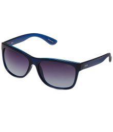 Idee Blue Medium For Unisex Wayfarer Sunglasses