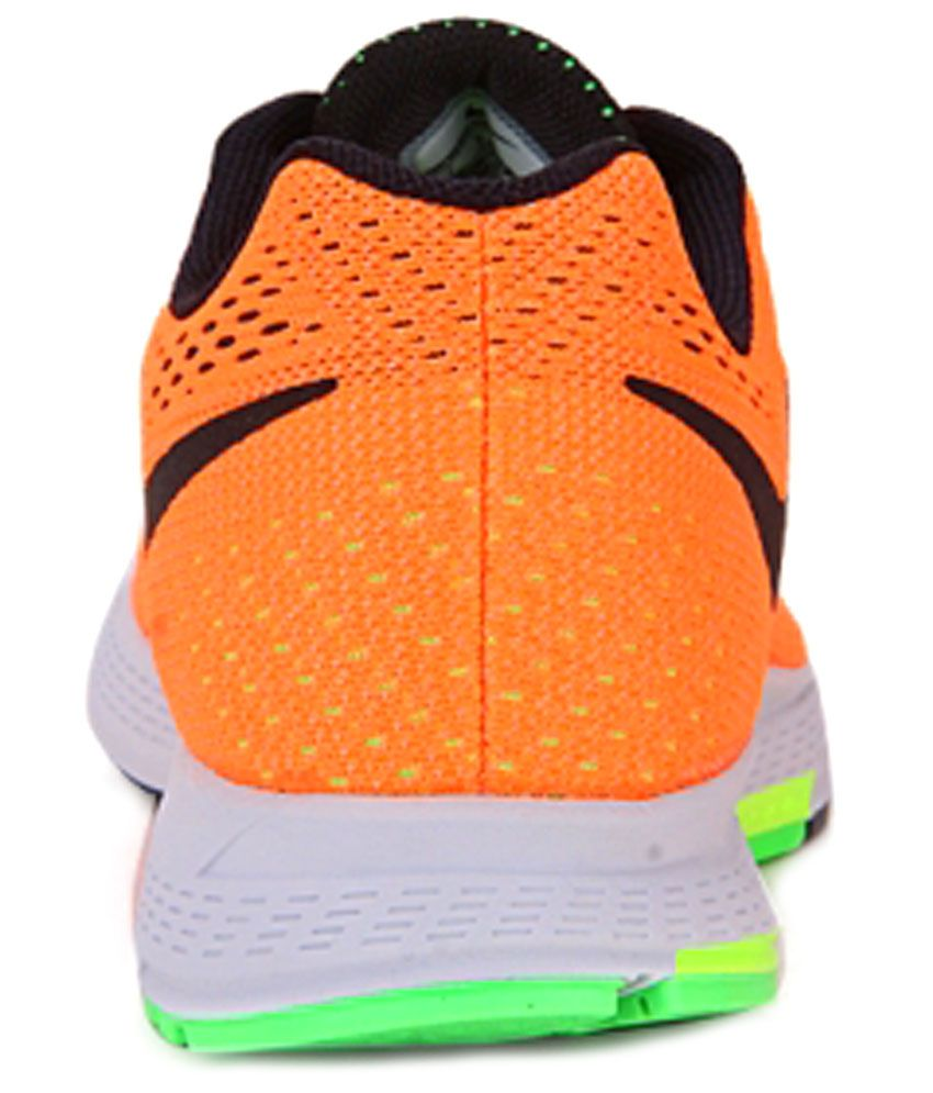 new arrival cd386 973c4 ... Nike Air Zoom Pegasus 32 Orange Sports Shoes ...