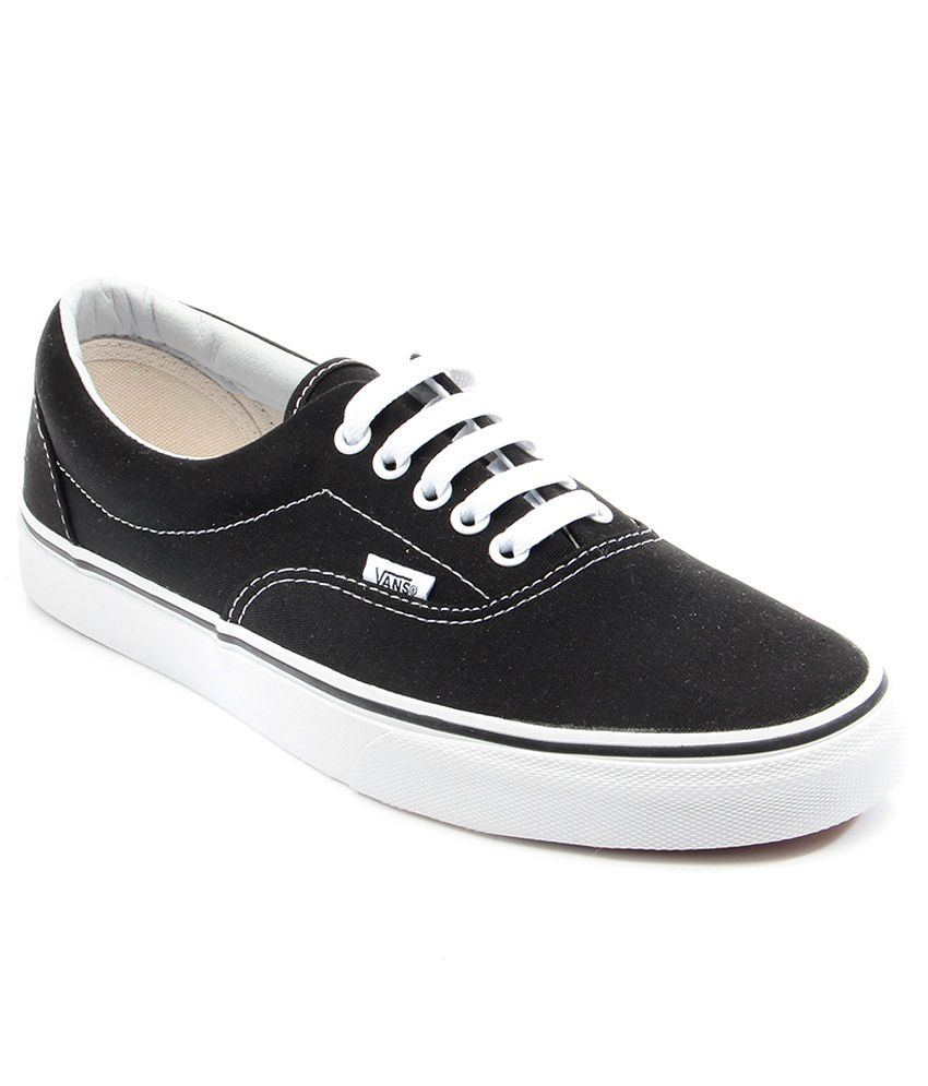 Vans Era Black Casual Shoes - Buy Vans Era Black Casual Shoes Online at  Best Prices in India on Snapdeal ba311a9136