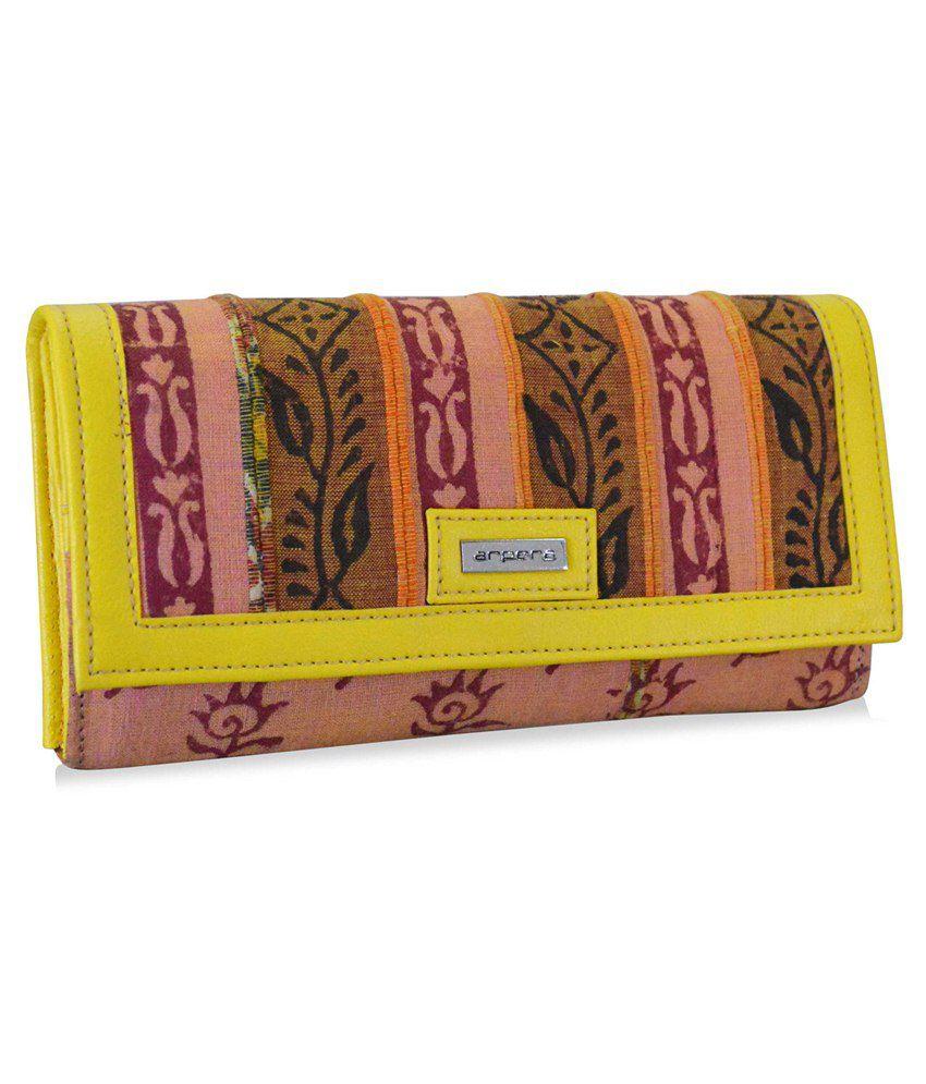 Arpera Multicolour Wallet