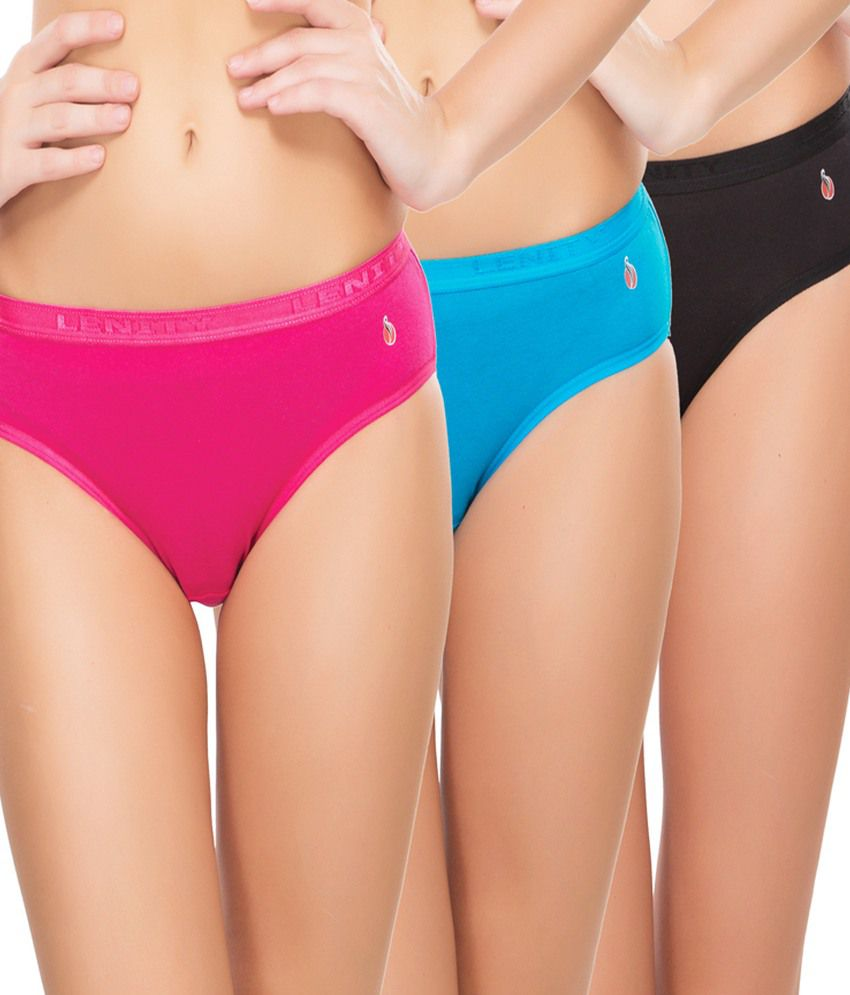 fcdf9c511fb Buy Lenity Multi Panties Online at Best Prices in India - Snapdeal