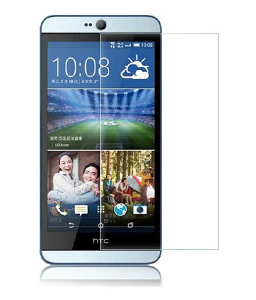 HTC Desire 826 Clear Screen Guard by Uni Mobile Care