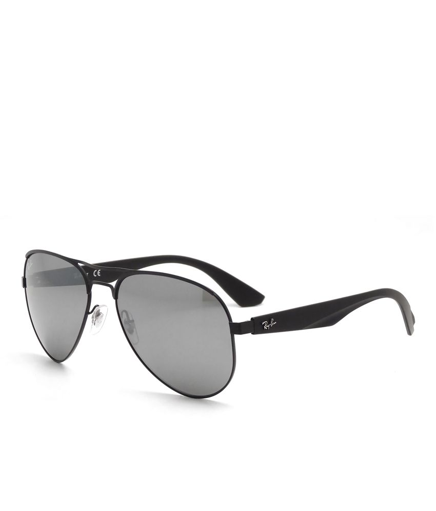 0810aa15d3 Ray-Ban Rb3523 006 6g Silver Aviator Sunglass - Buy Ray-Ban Rb3523 ...