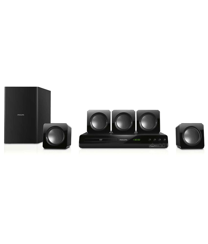 Buy Philips HTD3509 Home Theater System Online At Best