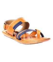 Trilokani Unique Blue Sandals