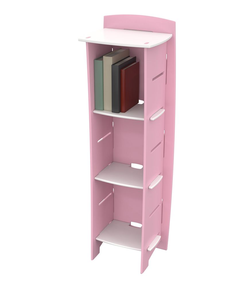 house toys with pink dp s bookcase bookshelf princess amelia colour liberty bins wood children heart multi two
