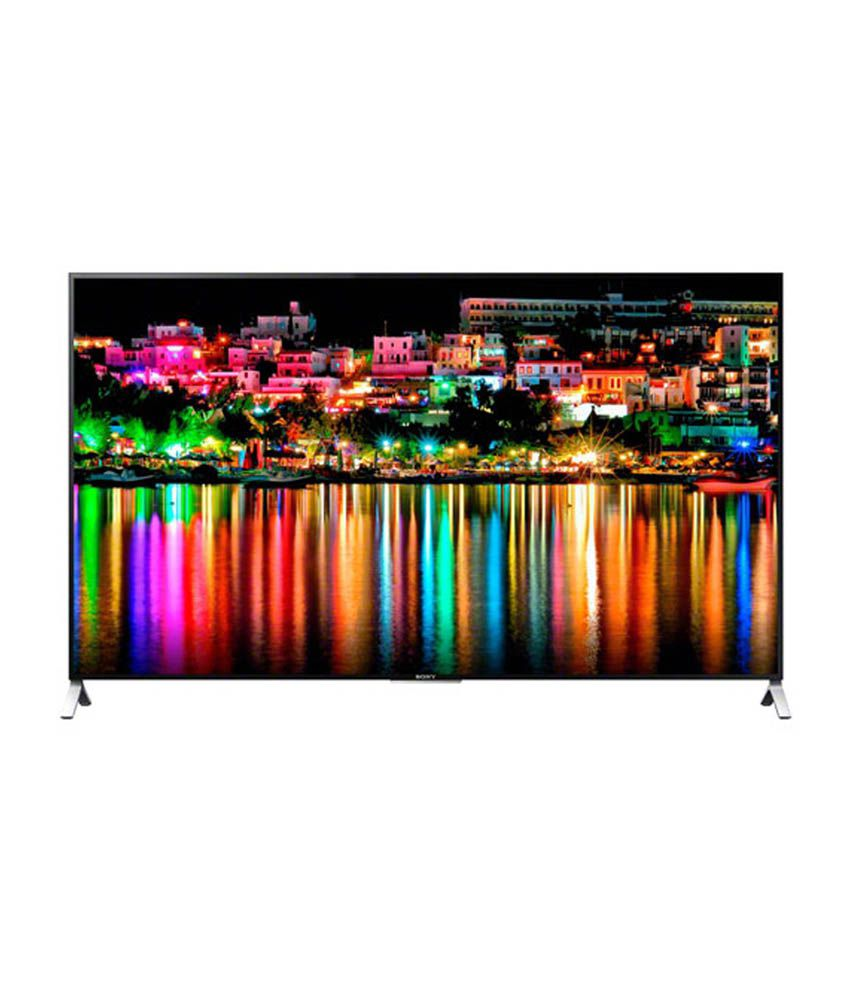 Sony BRAVIA KD-55X9000C 138.8 cm (55) 4K (Ultra HD) 3D Smart LED Television