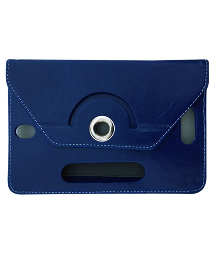 Fastway 360 Degree Rotating Tablet Book Cover For Samsung Galaxy Tab S 8.4 - Blue