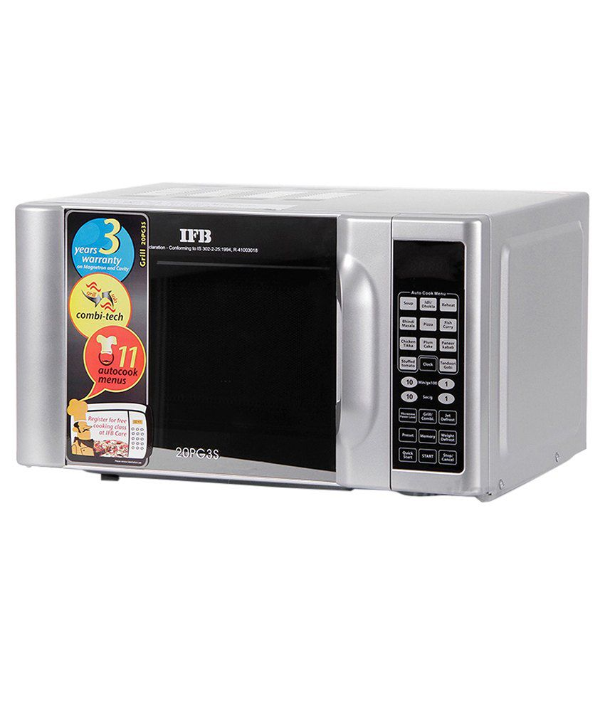 ifb 20 ltr 20pg3s grill microwave oven price in india buy ifb 20 rh snapdeal com ifb microwave oven 25sc3 user manual ifb microwave oven 30sc3 user manual