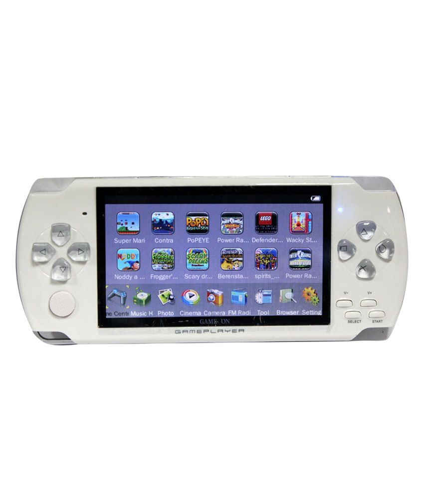 Bs Spy Handheld Psp Gaming Console