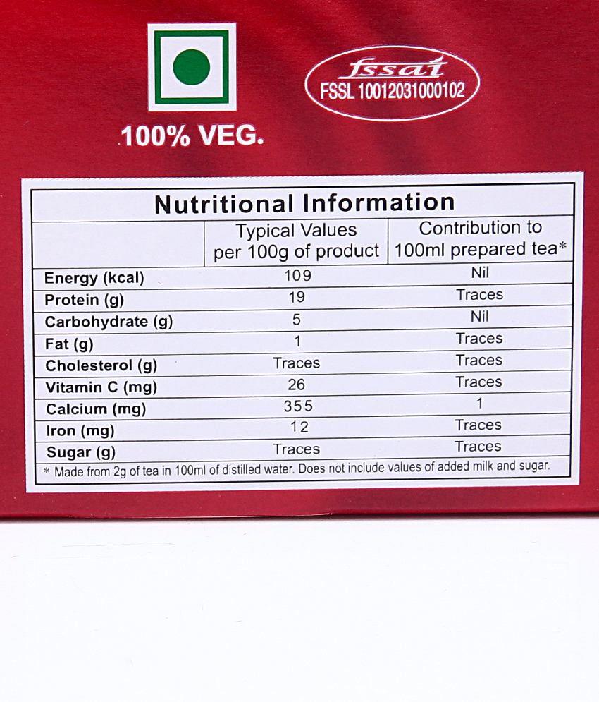 Twinings English Breakfast Tea Bags 100 Pcs