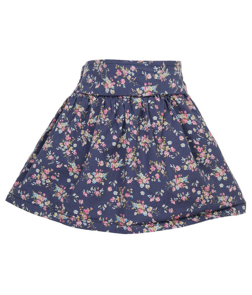 612 League Blue Skirts