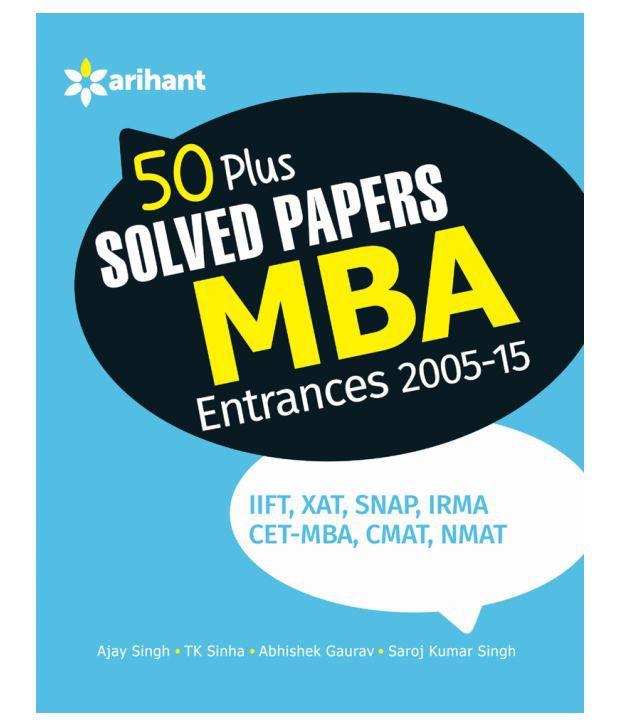Buy mba paper