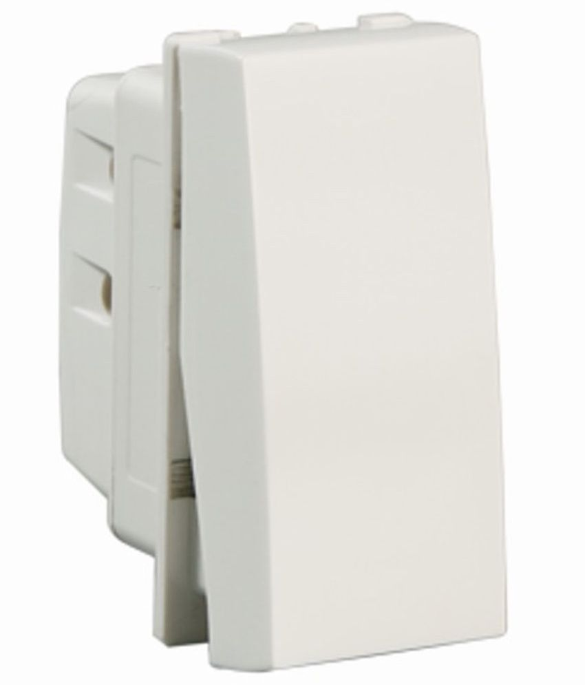 buy havells standard 16ax one way electrical switch online at low