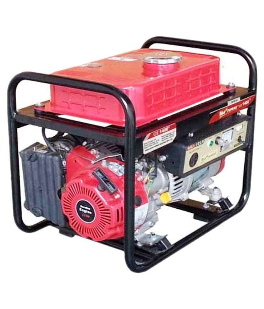Himalayan Power Machine Mfg Co Petrol And Lpg Portable Generator