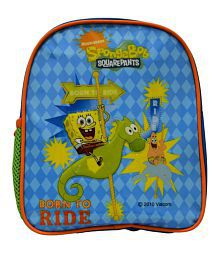Vedic Deals Blue Kids School Bag