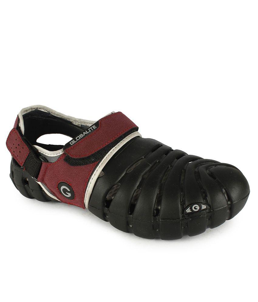 55d791ecb8f5 Floater Clogs Sandals Globalite Buy Black Men qP5ttRxwg --compress ...