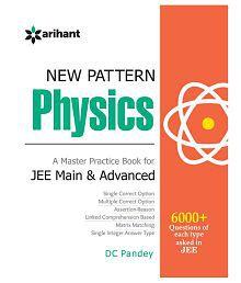 New Pattern IIT JEE PHYSICS Paperback (English) 2015