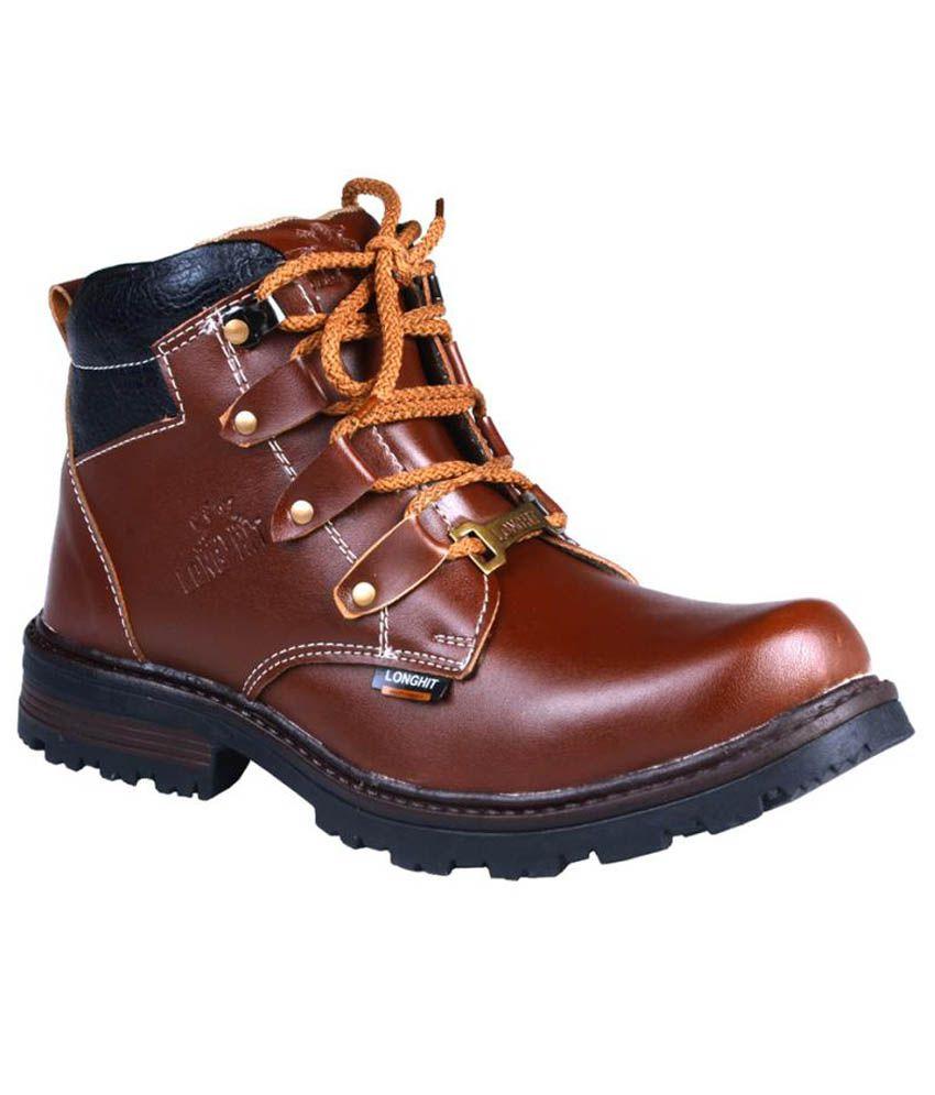Imcolus Tan Boots