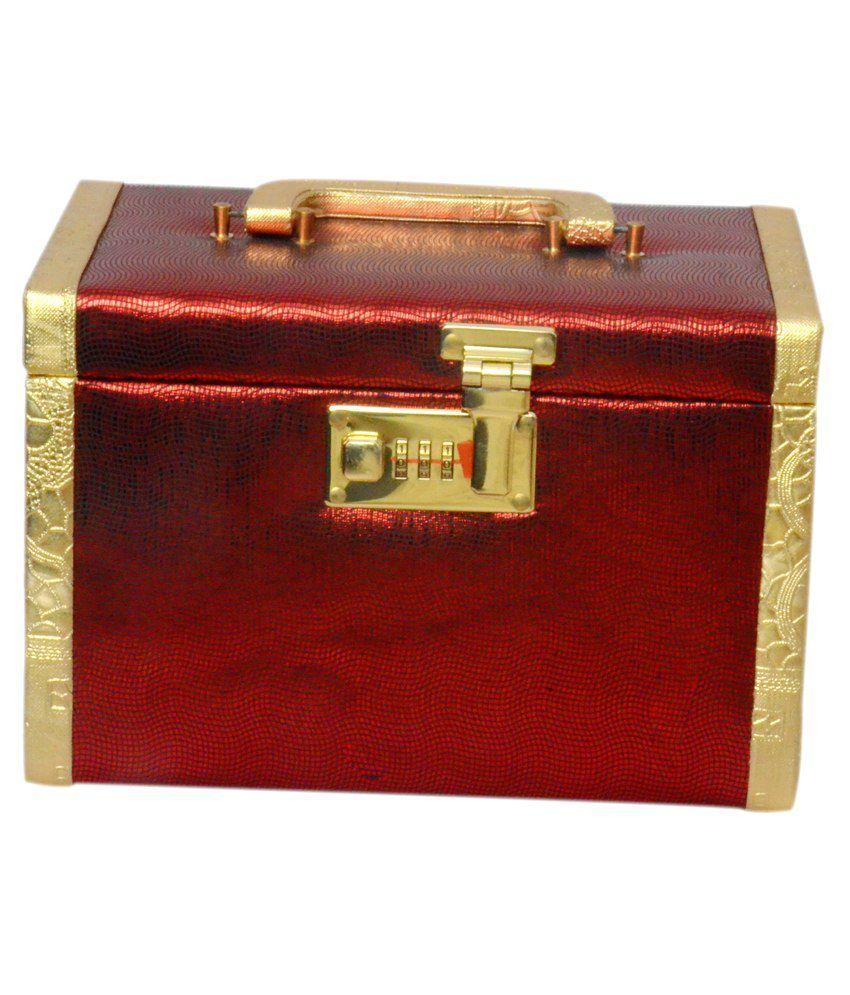 Surmount Antique Jewellery Box
