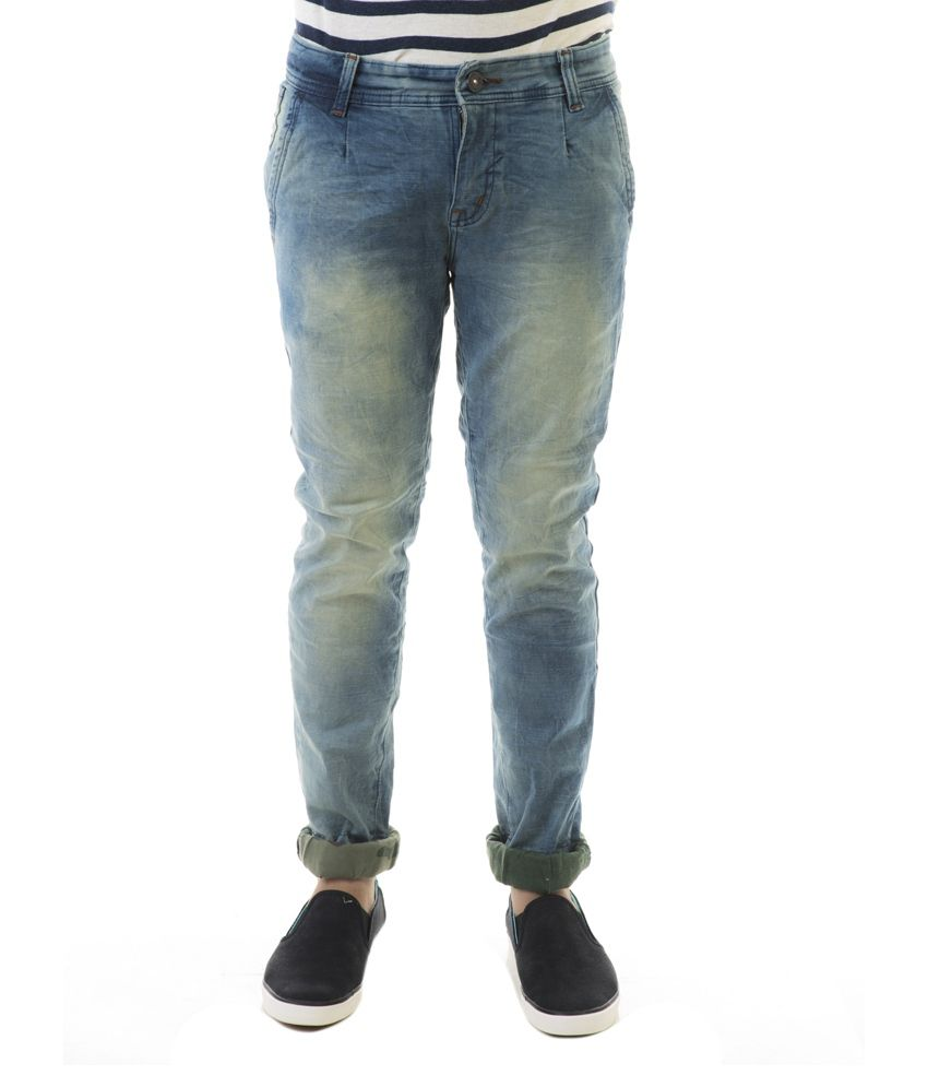 Jeanster Blue Skinny Fit Jeans