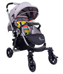 Chocolate Ride - The Designer Pram - Stroller from R for Rabbit
