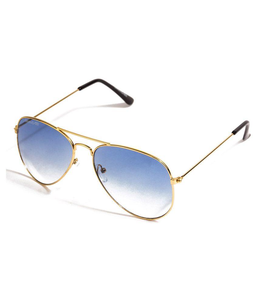 Danny Daze Golden Sunglasses