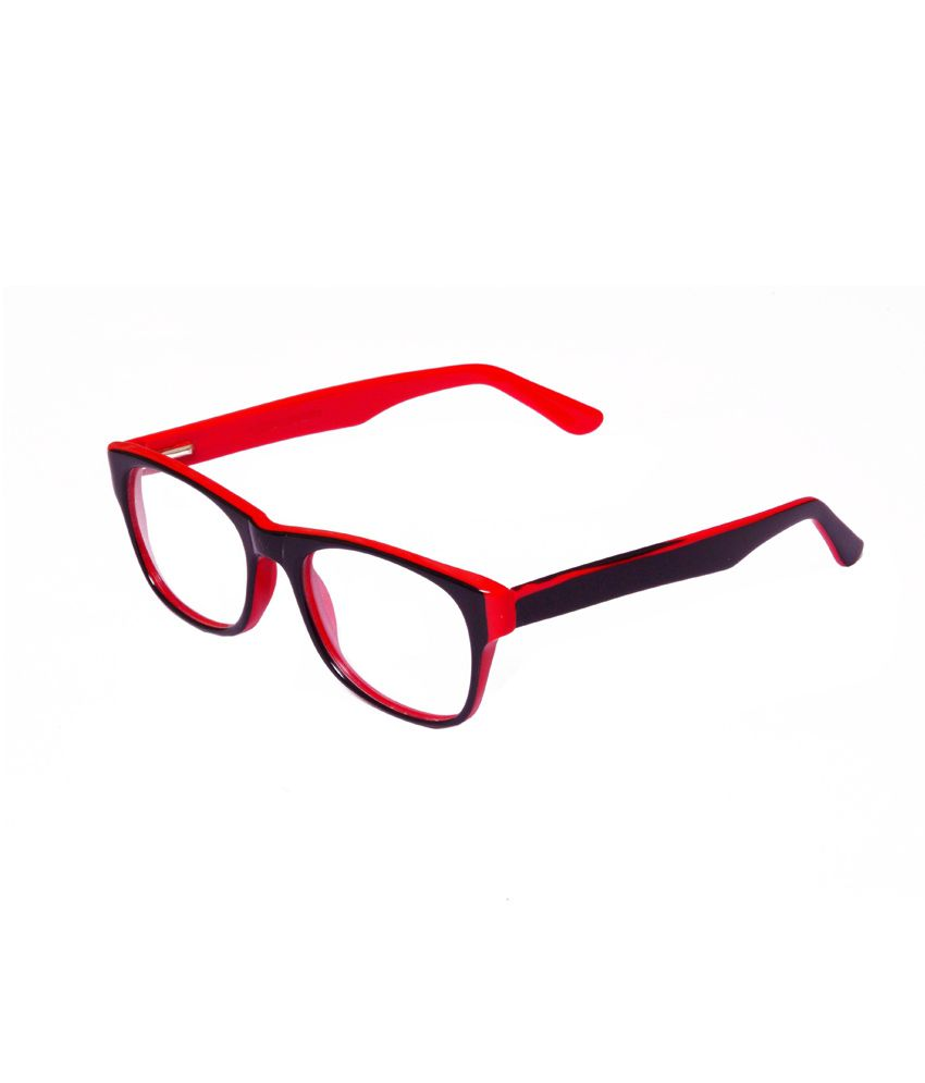 8768c8dc7c Arcade Fashions Black-Red Eyeglasses - Buy Arcade Fashions Black-Red  Eyeglasses Online at Low Price - Snapdeal