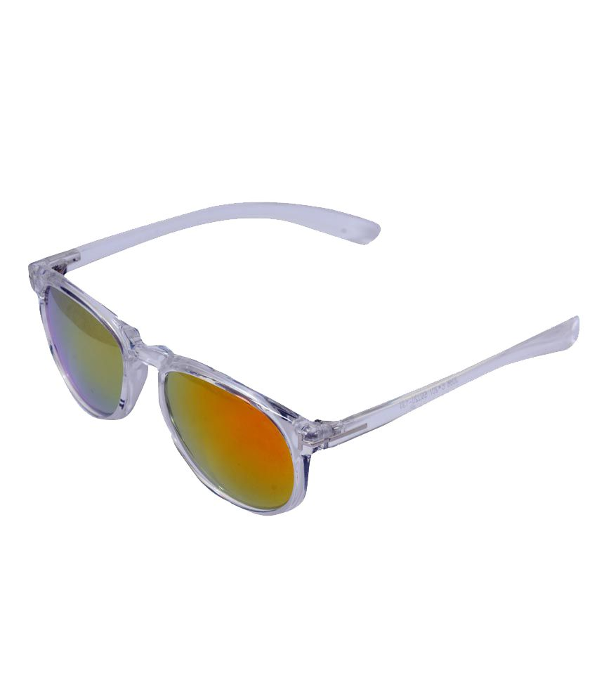 478538130064 White Wayfarer Sunglasses Ebay