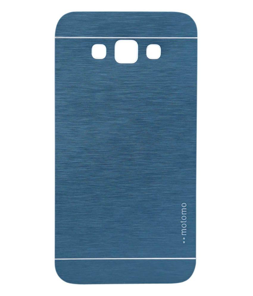 new products 9e267 e7b3a Motomo Hard Shell Back Cover Case For Samsung Galaxy Grand Max - Blue