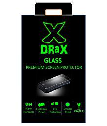 Micromax Canvas Spark Q380 Tempered Glass Screen Guard by Drax
