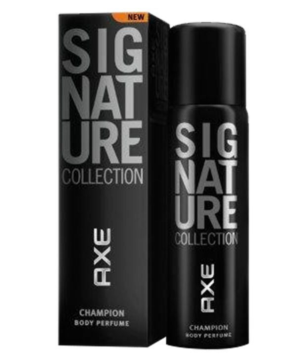 Axe Signature Champion Body Perfume 122 Ml Buy Online At Best