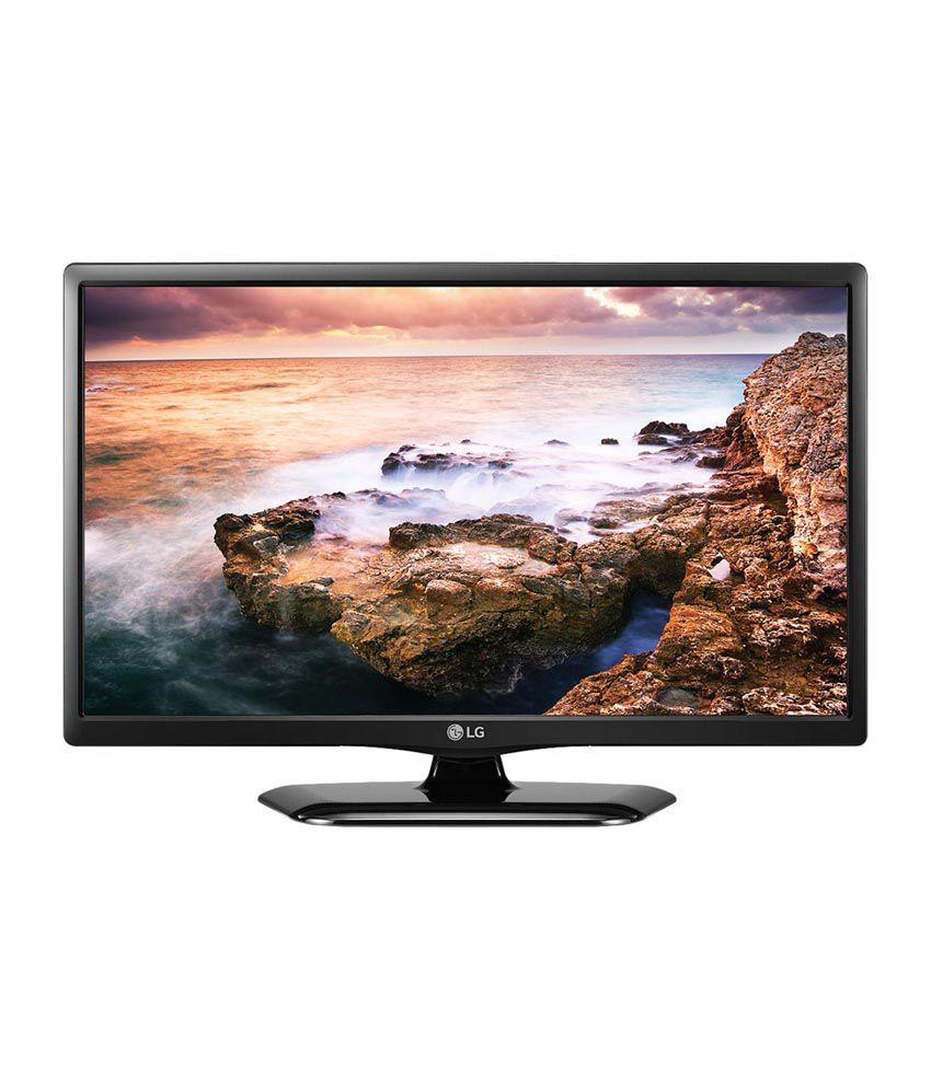 LG 24LF458A 24.60 cm (9.68) HD Ready LED Television