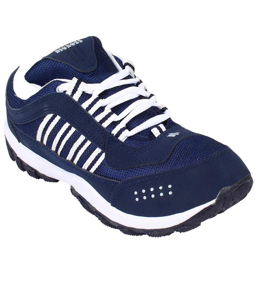 Momentum Blue Sport Shoes