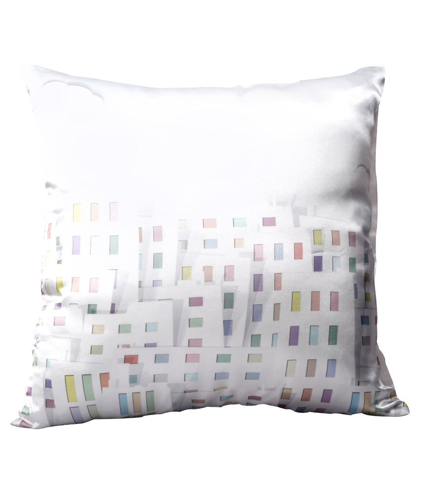 Choudhary Enterprises Hand Crafted Designer Cushion Cover